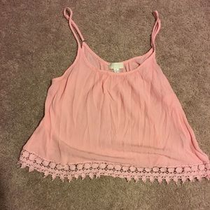 Forever 21 Plus Size Crop Top Tank